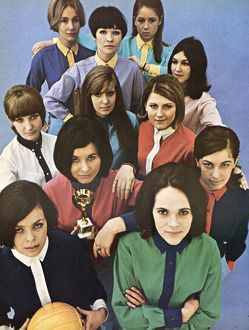 World Cup Fashions 1966